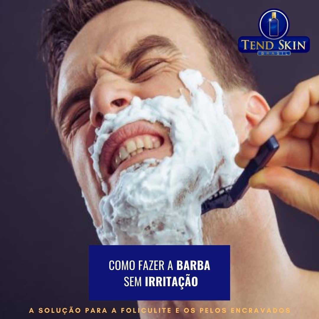 Foliculite: Como fazer a barba sem irritação 1