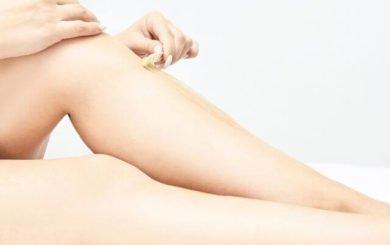 foliculite pós depilação